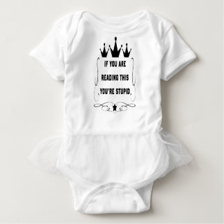 If you are reading this baby bodysuit