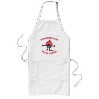 If You Are What You Eat, Then I'm a Cupcake Apron