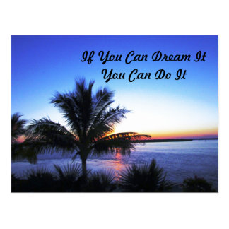 If You Can Dream It Postcard