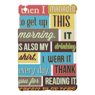 if you can read this then I manged to text and iPad Mini Cases