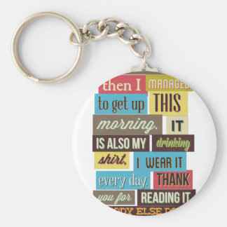 if you can read this then I manged to text and Key Ring