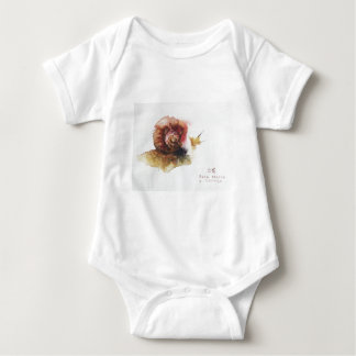 If You Crawl to the Sun Baby Bodysuit