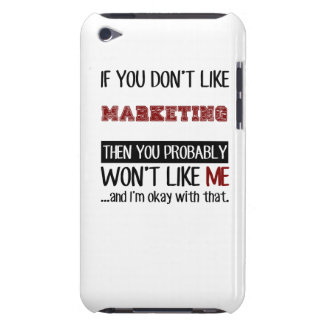 If You Don't Like Marketing Cool iPod Case-Mate Cases
