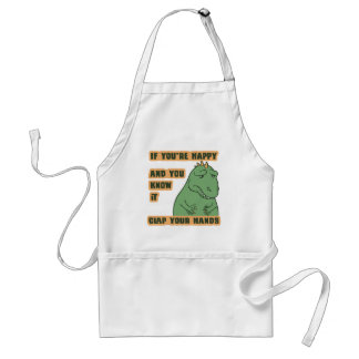 If Your Arms Reach Adult Apron