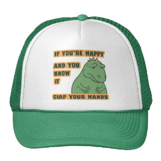 If Your Arms Reach Mesh Hats