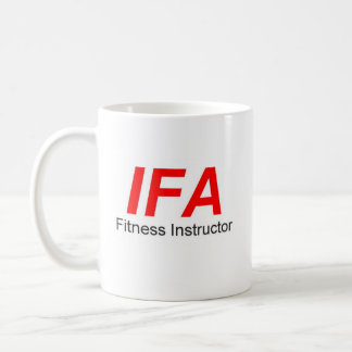 IFA Fitness Instructor Mug