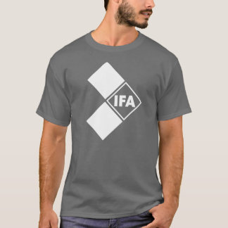 IFA trade association automotive industry of the T-Shirt