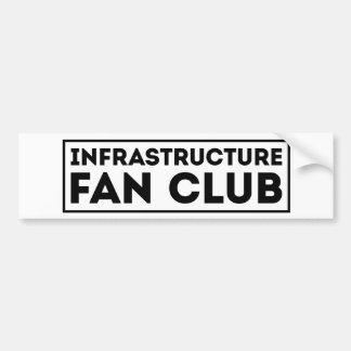 IFC Bumper Sticker - Plain