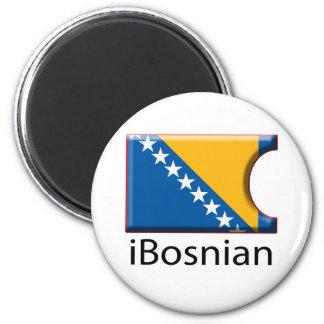 iFlag Bosnia Magnet