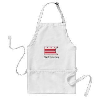iFlag Washington Adult Apron