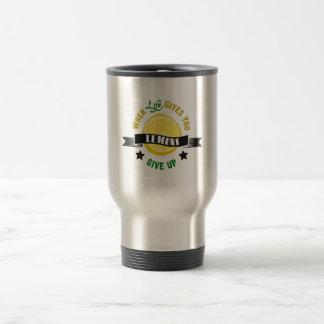 IfLife Gives You Lemons Give Up Travel Mug
