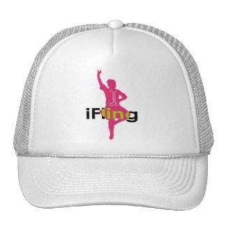 iFling Highland Dancer Trucker Hat