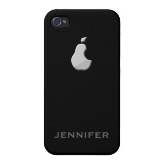 iFruit Salad Pear iPhone case