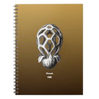 iFunch app Spiral Notebook