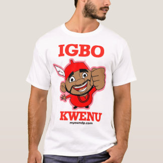 Igbo Kwenu Creative Tee