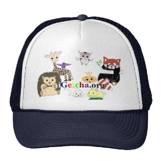 iGetcha.org Mesh Hat