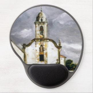 Iglesia Igrexa Church Alfombrillas De Raton Con Gel