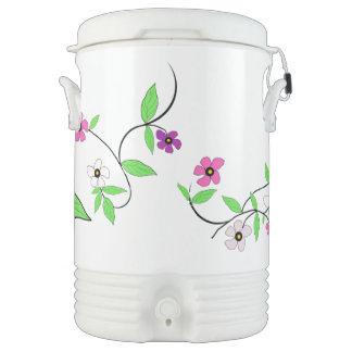 Igloo Beverage Cooler 5 gal. Custom