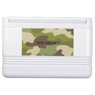 Igloo Can Cooler camouglafe military top secret