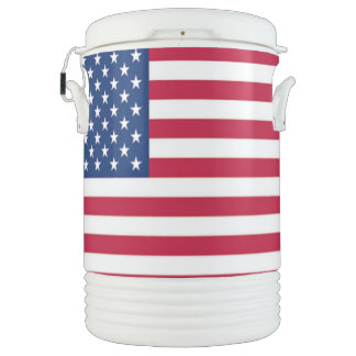 Igloo Cooler - 4th of July - Cold Drinks - Picnic