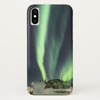 Igloo Northern Lights iPhone X Case