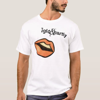 """Iglu Lips"" by Morgan T-Shirt"