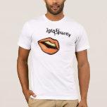 """Iglu Lips"" by Morgan T-Shirt"