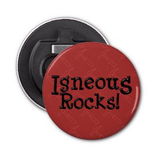 Igneous Rocks! Bottle Opener