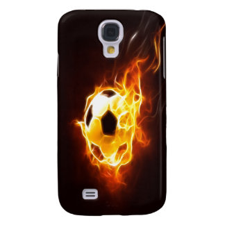Ignited Soccer Ball iPhone 3G 3GS Case