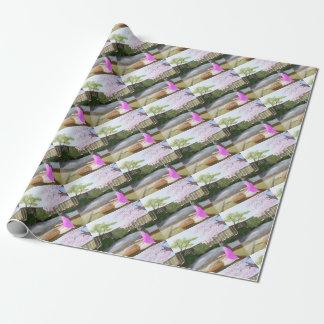 igo wrapping paper