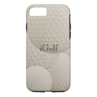 iGolf for Golf Fans iPhone 7 Case