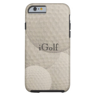 iGolf for Golf Fans iPhone Case