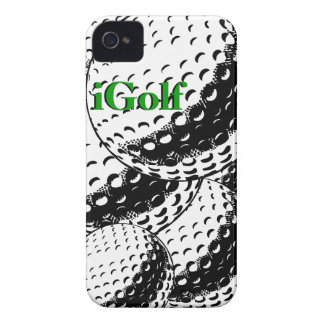 iGolf Personalized iPhone iPhone 4 Case-Mate Cases