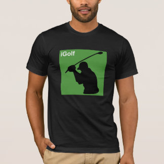 iGolf t-shirts