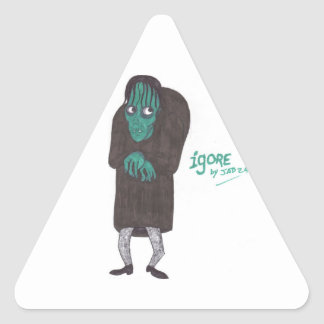 Igore Sticker