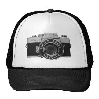 iGrime scene camera Cap