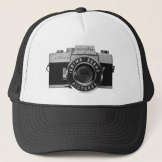iGrime scene camera Trucker Hat