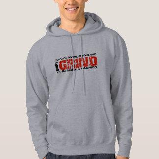 iGrind Logo Basic Hooded Sweatshirt (Grey)