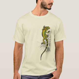 Iguana Green T-Shirt