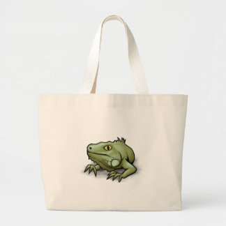 Iguana Large Tote Bag