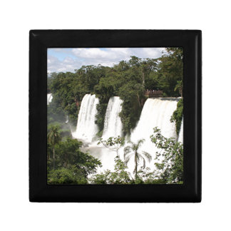 Iguazu Falls, Argentina, South America Gift Box