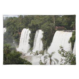 Iguazu Falls, Argentina, South America Placemat