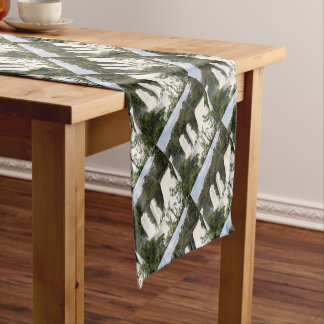 Iguazu Falls, Argentina, South America Short Table Runner
