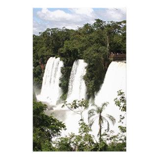 Iguazu Falls, Argentina, South America Stationery