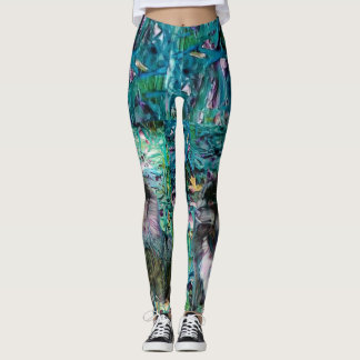 IHANA Finnish Lapphund  Lappy Leggings