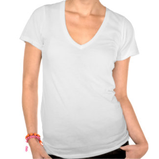 IheartAfrica womens Vneck T Shirts