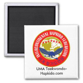 IHF Hapkido Refrigerator Magnet