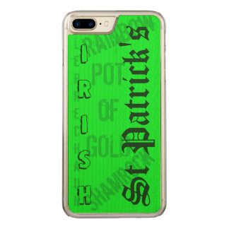 iHoliday Carved iPhone 8 Plus/7 Plus Case
