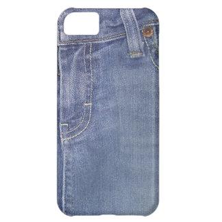 Ihone  cover, Denim jeans Case For iPhone 5C