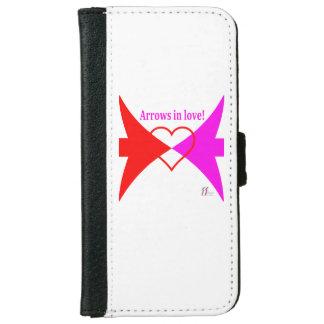 ii Designs - Wallet Case with Arrows in Love